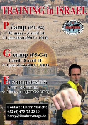 Stage P, G & E Camp 2014