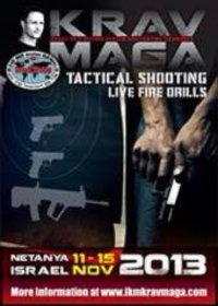 Stage Tactical Shooting - Israël 2013