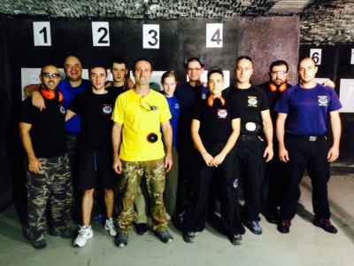 1er jour du stage - Tactical Shooting